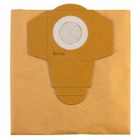 Мешок-пылесборник бумажный к строительным пылесосам 25л (5шт.)