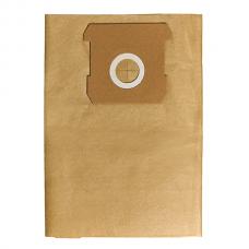 Мешок-пылесборник бумажный к строительным пылесосам 12л (5шт.)