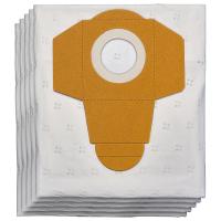 Мешок-пылесборник синтетический к строительным пылесосам 40л (5шт.)